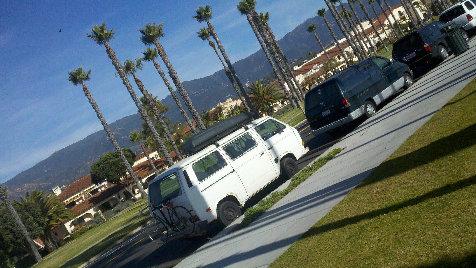 vanagon in Santa Barbara
